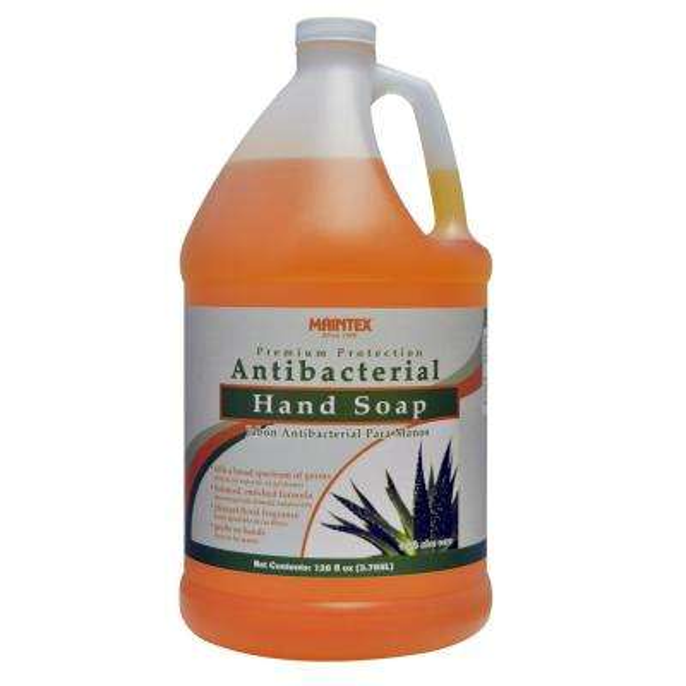128 fl. oz. Premium Protection Antibacterial Hand Soap