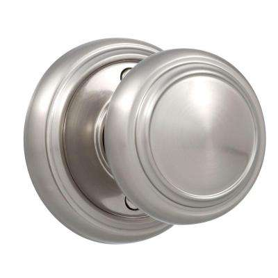 Prestige Alcott Satin Nickel Dummy Knob