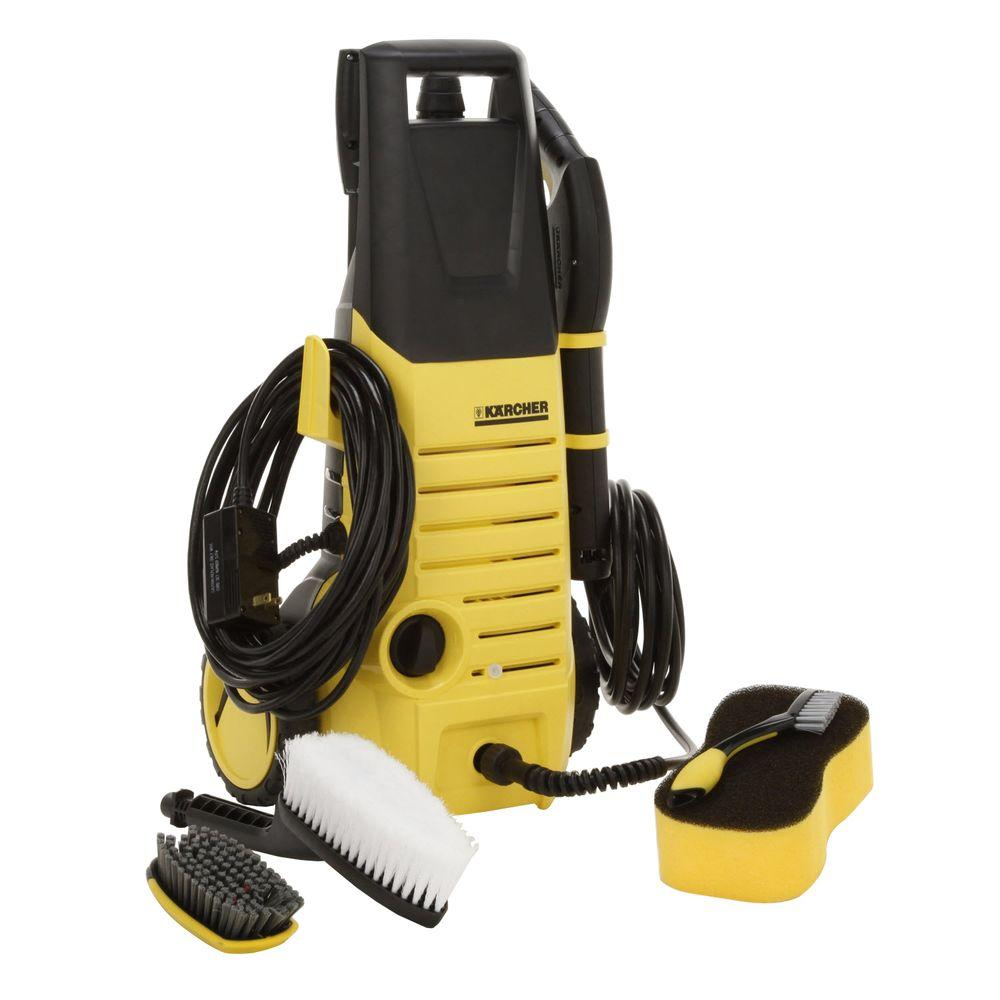 Karcher 1600-PSI 1.25-GPM Electric Pressure Washer-DISCONTINUED