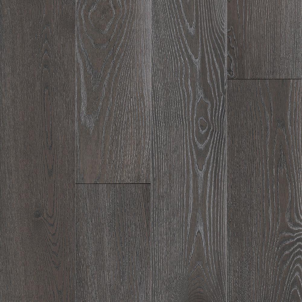 Bruce Habor Haze White Ash 3 8 In T X 6 1 2 In W X Varying Length Engineered Hardwood Flooring 26 Sq Ft
