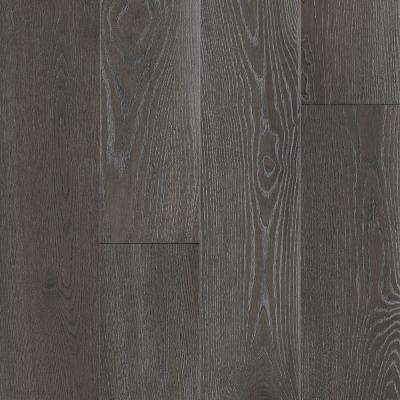 Habor Haze White Ash 3/8 in. T x 6-1/2 in. W x Varying Length Engineered Hardwood Flooring (26 sq. ft.)