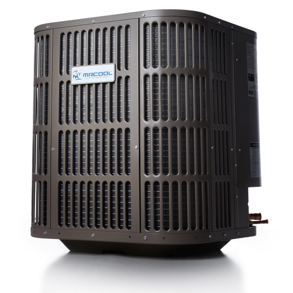 1.5 Ton 18,000 BTU 14 SEER R410A Split System Heat Pump Condenser