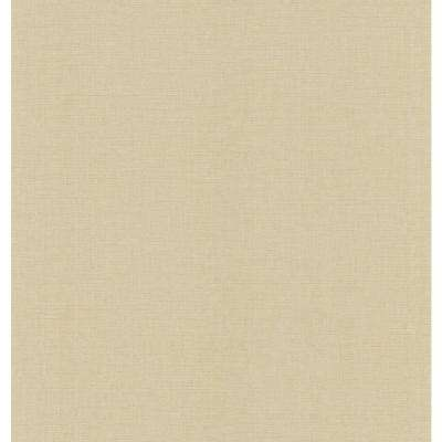 Neutral Linen Texture Wallpaper Sample