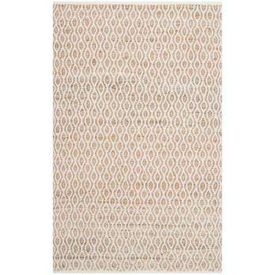 Cape Cod Natural 4 ft. x 6 ft. Area Rug