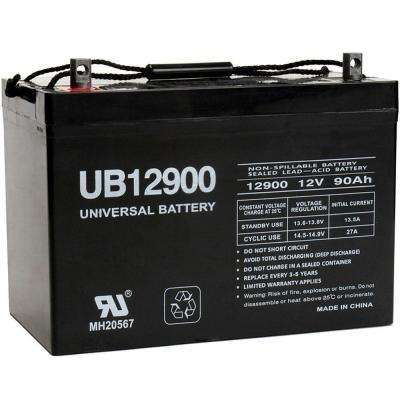 SLA 12-Volt Z1 Terminal Battery