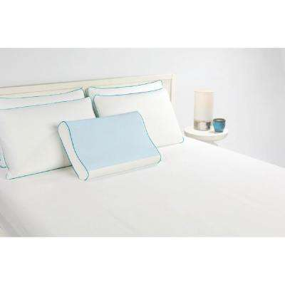 Memory Foam and Hydraluxe Gel Contour Pillow
