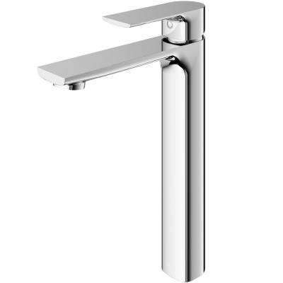 Norfolk Single Hole Single-Handle Vessel Bathroom Faucet in Chrome
