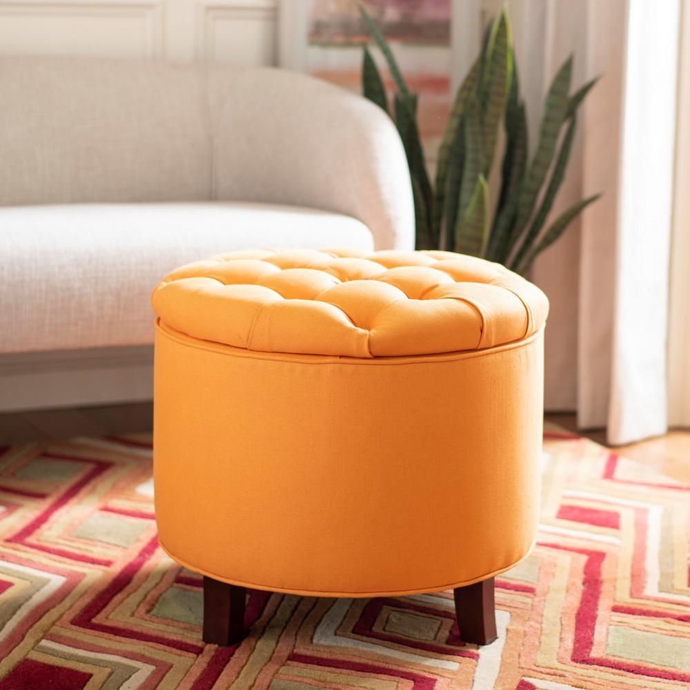 Orange - Living Room Furniture - Furniture - The Home Depot