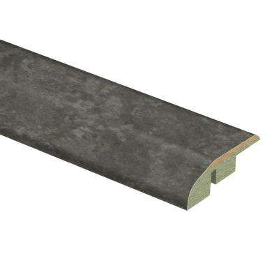 Slate Shadow 1/2 in. Thick x 1-3/4 in. Wide x 72 in. Length Laminate Multi-Purpose Reducer Molding
