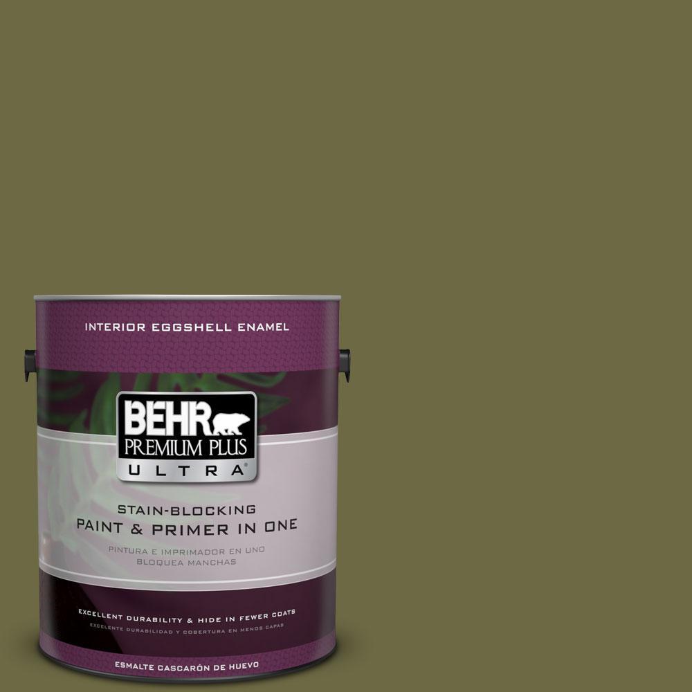 #HDC-CL-20 Portsmouth Olive Paint