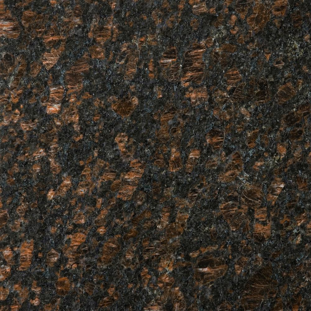 Emser Granite Tan Brown Polished 12 01 In X 12 01 In