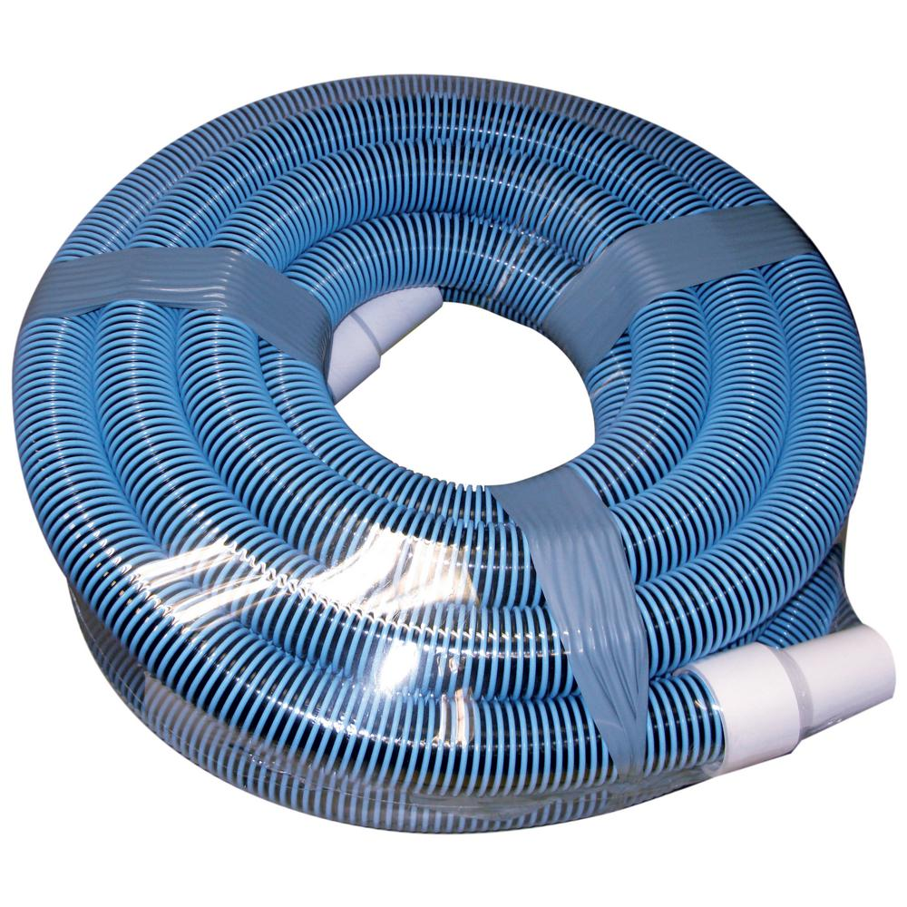 1-1/2-Inch x 40-Feet Swimming Pool Vacuum Hose for Inground Pool
