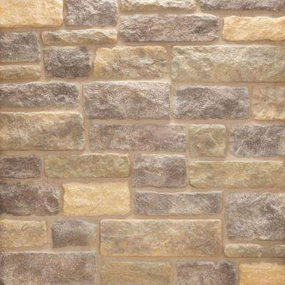 Austin Stone Secoya Flats 10 sq. ft. Handy Pack Manufactured Stone