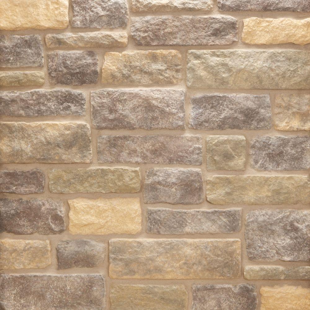 Austin Stone Secoya Flats 150 sq. ft. Bulk Pallet Manufactured Stone