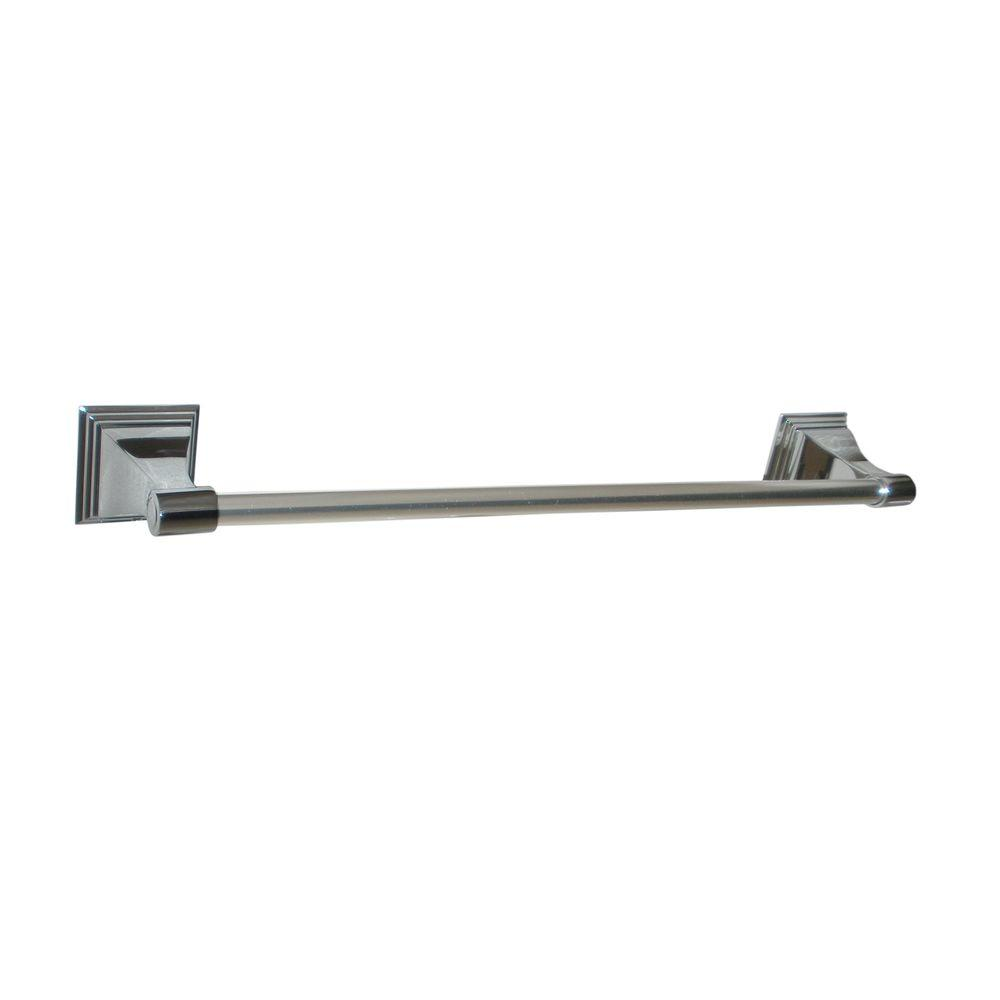 Exceptionnel ARISTA Leonard Collection 24 In. Towel Bar In Chrome