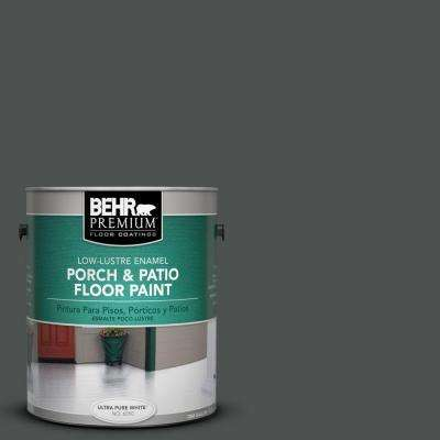 1 gal. #PFC-70 Putting Green Low-Lustre Interior/Exterior Porch and Patio Floor Paint
