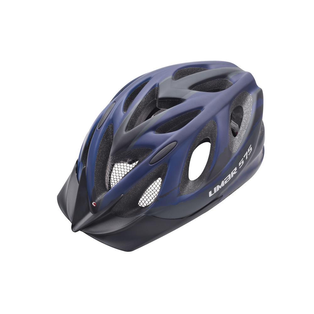 575 Blue Sport Action Bicycle Helmet