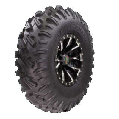 Dirt Commander 25X10.00-12 8-Ply ATV/UTV Tire (Tire Only)