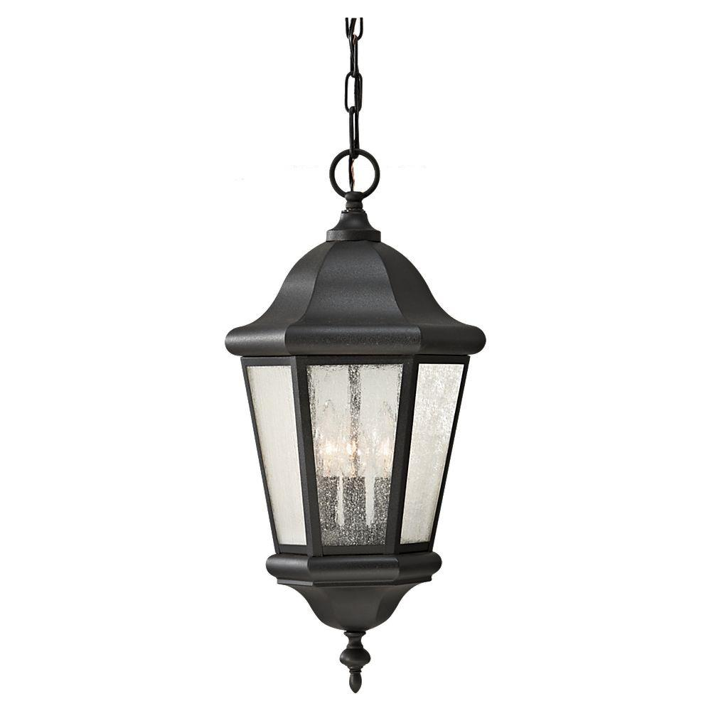 Titan lighting ashford 3 light oil rubbed bronze outdoor Outdoor pendant lighting