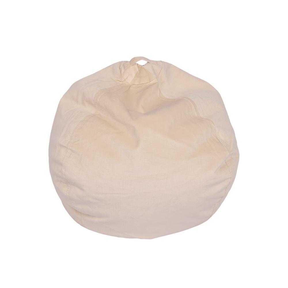 Sand Velvet Bean Bag
