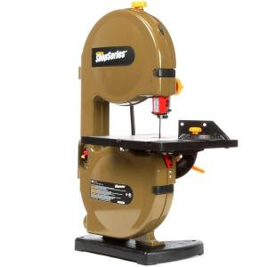 Rockwell 2.5 Amp 9 inch Band Saw with 59-1/2 inch Blade and Work Light by Rockwell