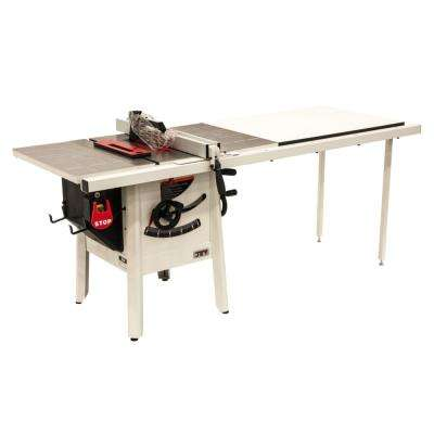 ProShop II10 in. table saw with 52 in. Rip Stamped Steel JPS-10