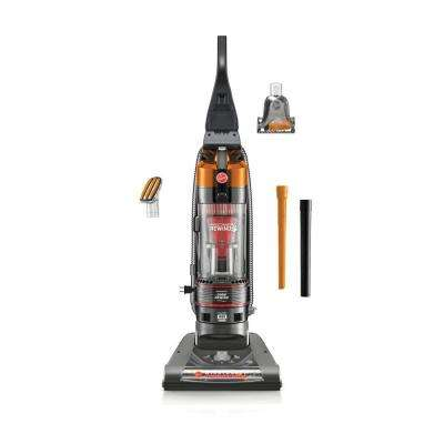 WindTunnel 2 Pet Rewind Bagless Upright Vacuum Cleaner in Orange