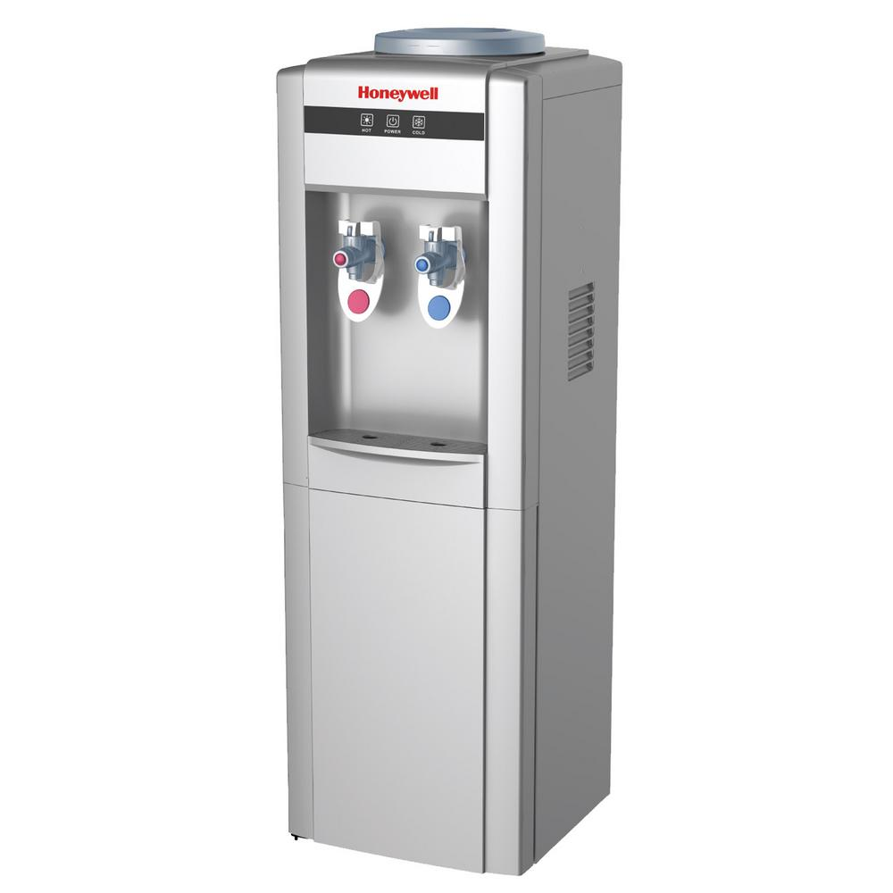 Freestanding Top-Loading Hot/Cold Water Dispenser with with Chemical Free