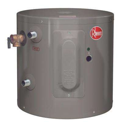 Performance 6 Gal. 6 Year 2000-Watt Single Element Electric Point-Of-Use Water Heater