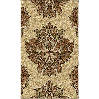 Harrison Bisque 1 ft. 11 in. x 3 ft. 3 in. Accent Rug