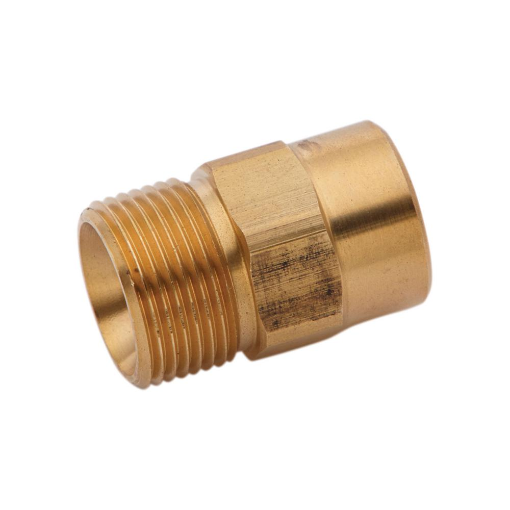 Generac Male Metric x 3/8 in. FPT Adapter for Power Washers