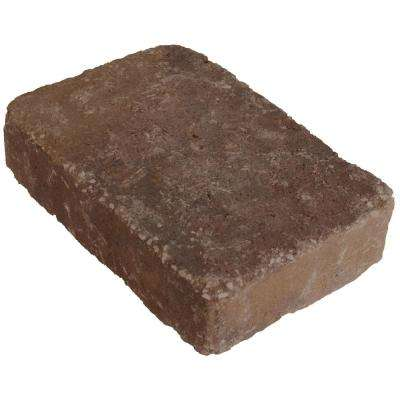 Marseilles 10.5 in. x 7 in. x 2.25 in. Carriage House Beige/Charcoal Concrete Paver (180 Pieces / 87.5 sq. ft. / Pallet)
