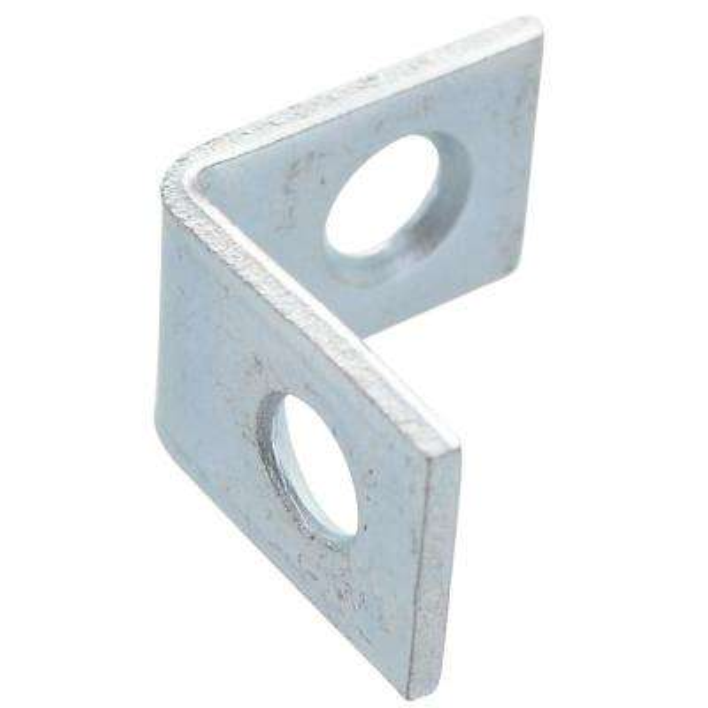 3/4 x 1/2 in. Zinc Plated Corner Brace (40-Pack)