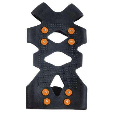 X-Large Black One Piece Ice Traction Device