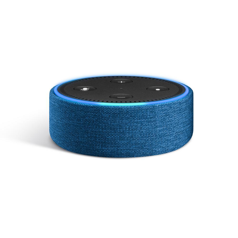 Echo Dot Fabric Case, Indigo