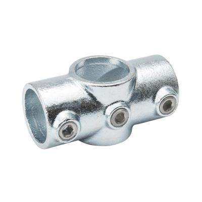 1-1/4 in. Galvanized Structural Steel Two Socket Cross (2-Pack)