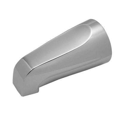 Mixet 5-1/8 in. Filler Tub Spout in Chrome