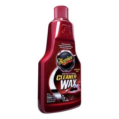16 oz. Liquid Cleaner Wax