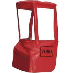 Toro Snow Cab Kit Accessory for Snow Blower by Toro