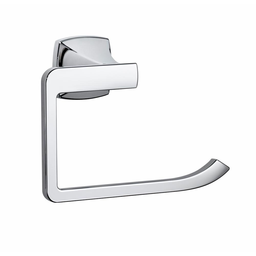 Venturi Towel Ring in Polished Chrome