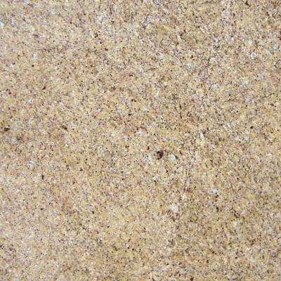 3 in. x 3 in. Granite Countertop Sample in New Venetian Gold