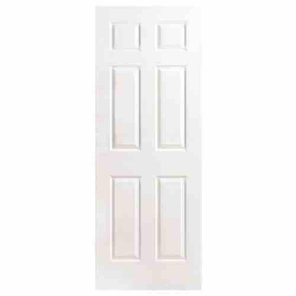 primed-white-masonite-slab-doors-15972-64_1000  X  Interior Door