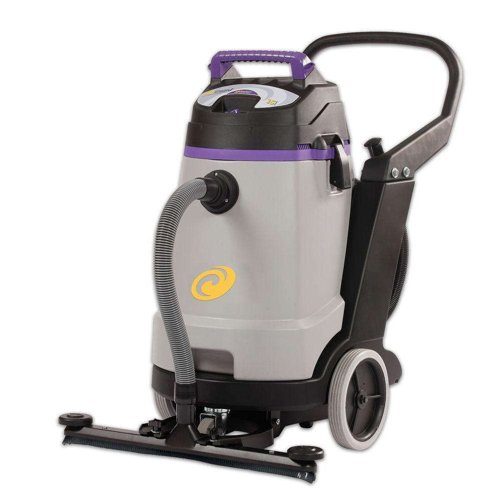 ProTeam ProGuard 15 gal. Wet Dry Vac with Tool Kit and Fr...