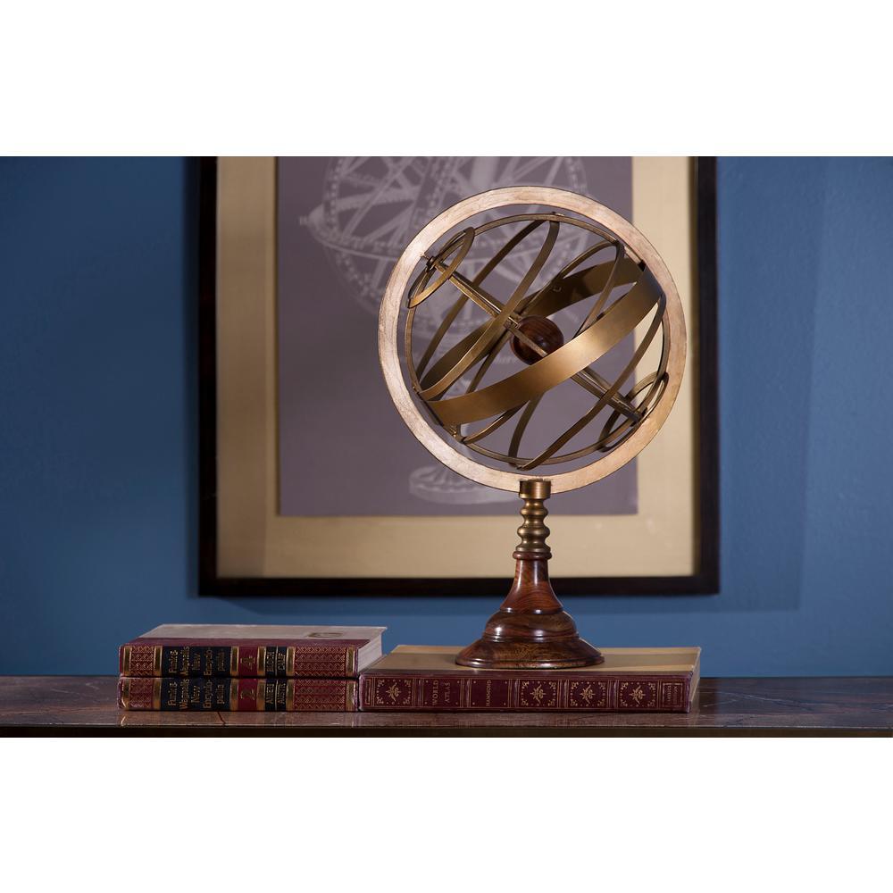 BK Armillary Globe