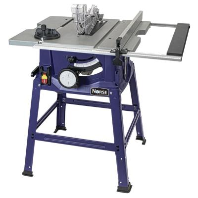 10 in. Table Saw with Stand