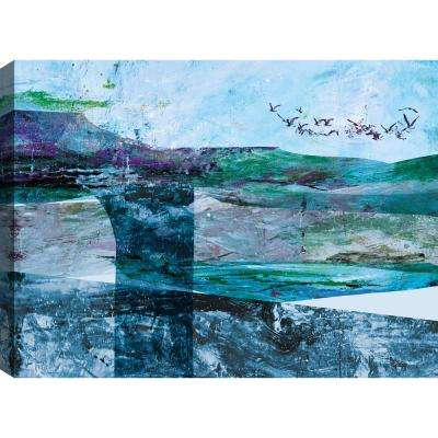 Landscape IV Canvas Print by ArtMaison Canada