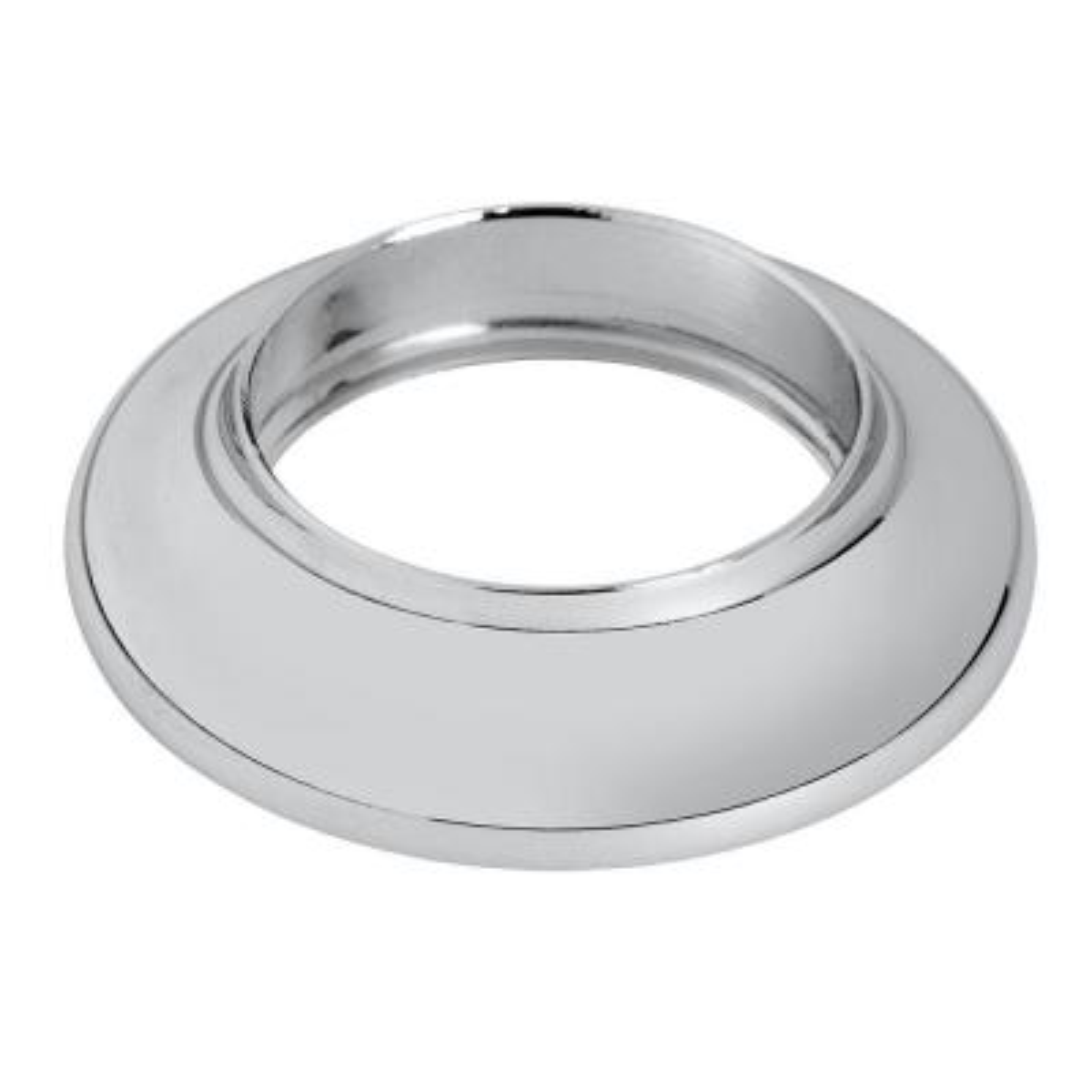 Monterrey Widespread Faucet Escutcheon Kit, Polished Chrome
