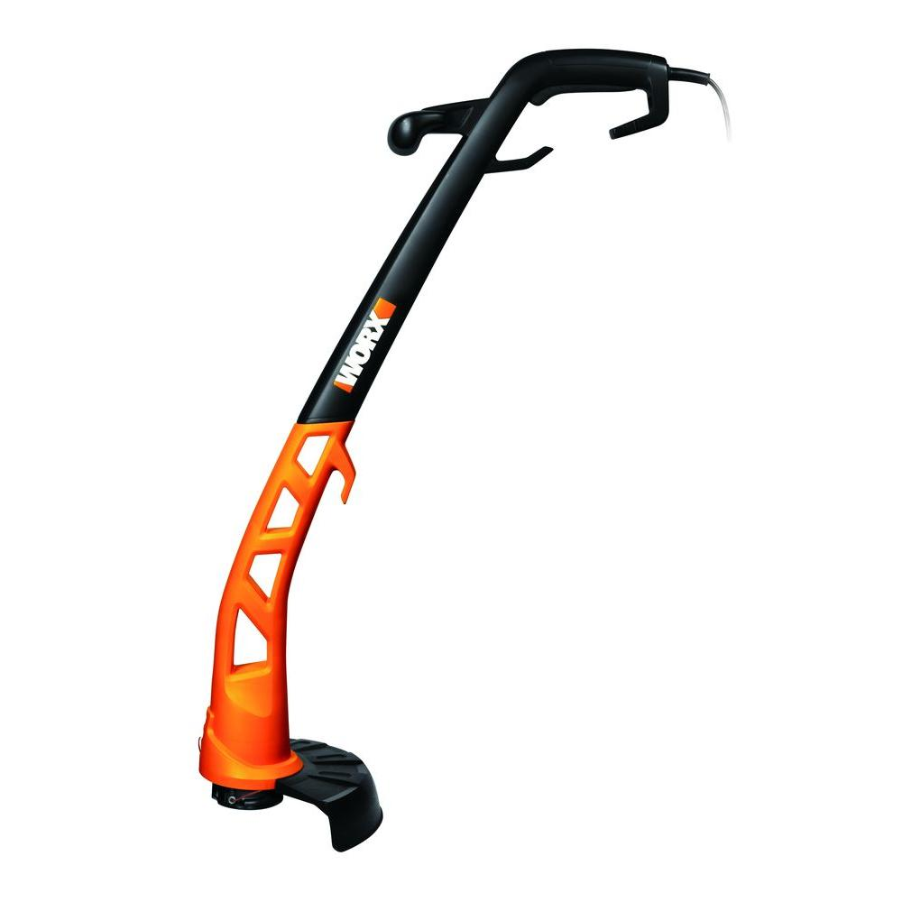 Worx 10 in. 2.8 Amp Fixed Shaft Electric Grass Trimmer