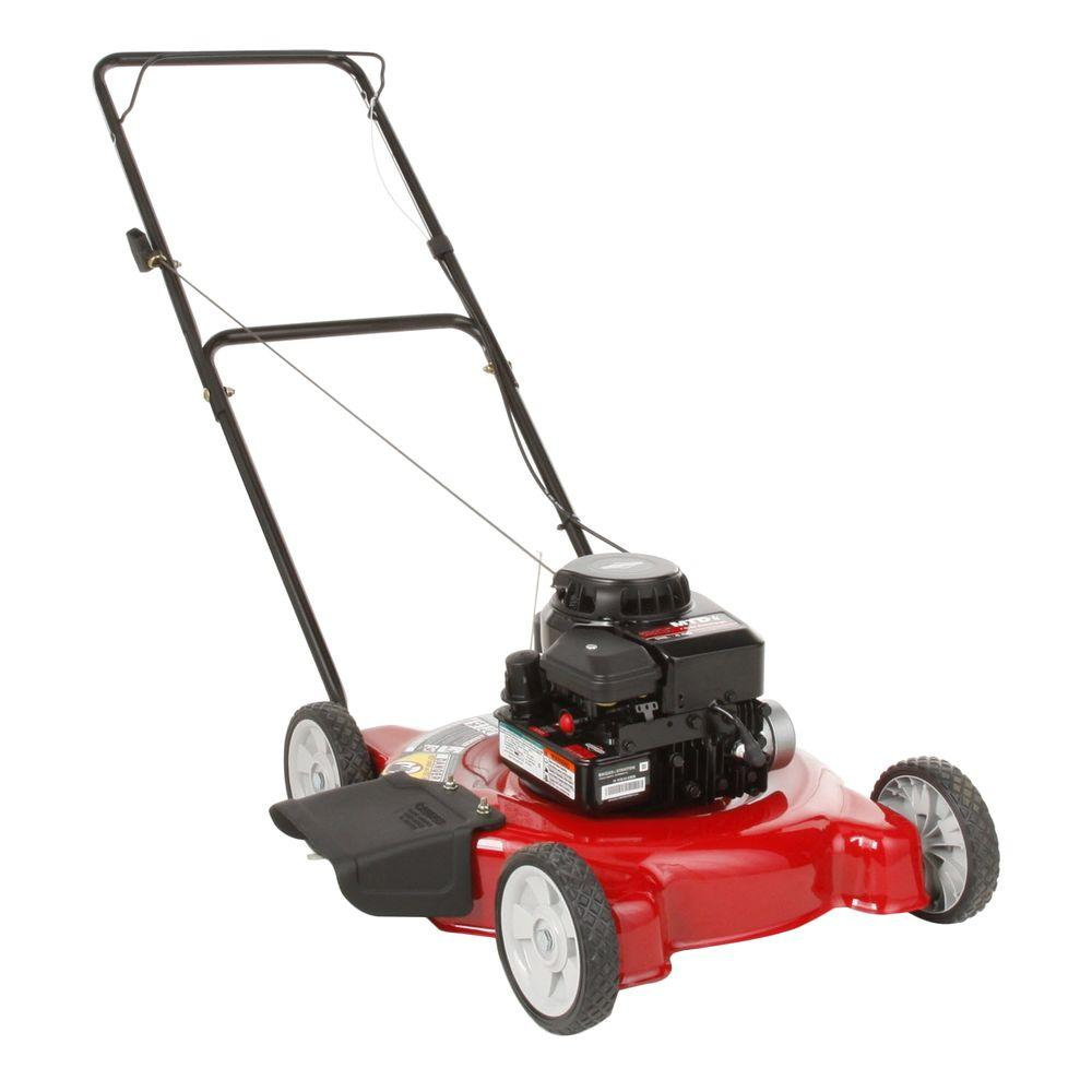 MTD 20 in. Push Gas Walk-Behind Lawn Mower - California Compliant-DISCONTINUED