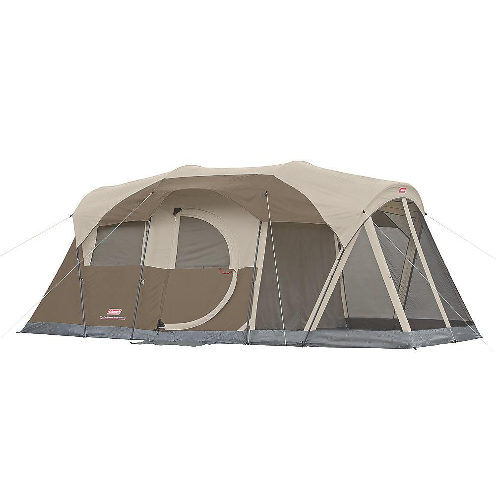 Coleman WeatherMaster 6-Person 11 ft. x 9 ft. Screened Tent